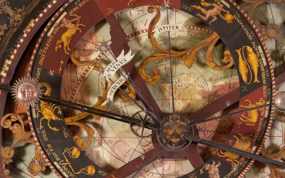 Die astronomische Uhr im Dom zu Münster