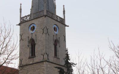 Sanierung – Geläute Pfarrkirche St. Peter und Paul in Grünsfeld